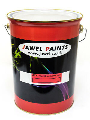 £88.56 • Buy HAMMER FINISH PAINT Synthetic SILVER 5Litre Size
