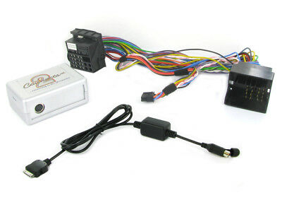 Ford Focus C Max Mondeo Iphone Ipod Interface Adaptor • 49.99£