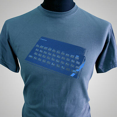 £10.99 • Buy ZX Spectrum Retro Computer T Shirt 80's BBCB Commodore Cool Vintage Tee