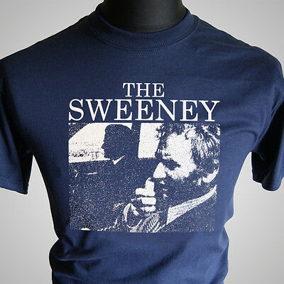 The Sweeney Retro TV Series T Shirt Cool Vintage Hipster 70's Tee • 9.99£
