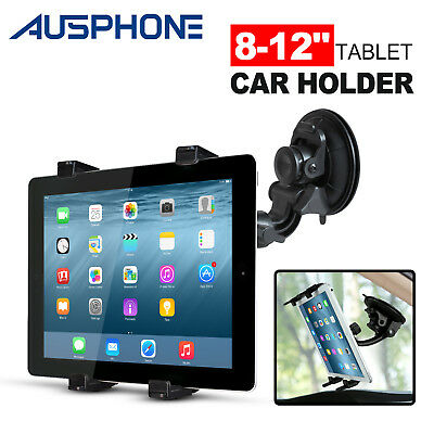 AU14.95 • Buy Car Windscreen Suction Mount Holder For IPad Mini Pro Samsung Tablet PC 8-12