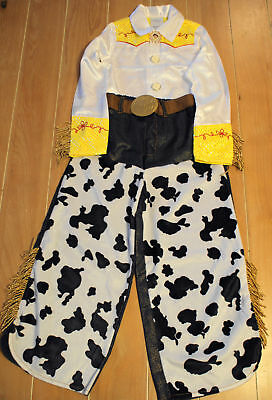 £72.61 • Buy New Disney Store JESSIE Toy Story Cowgirl Costume M 7/8