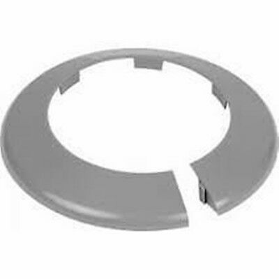 110mm Grey Toilet Waste Pipe Cover Soil Pipe Collar | Talon PC110GR • 4.59£