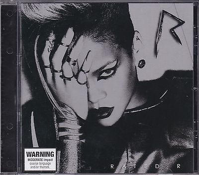 AU17.95 • Buy Rihanna - Rated R - Cd