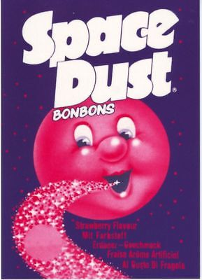 1970's Space Dust Advertisement A3 Poster Reprint • 5.13£