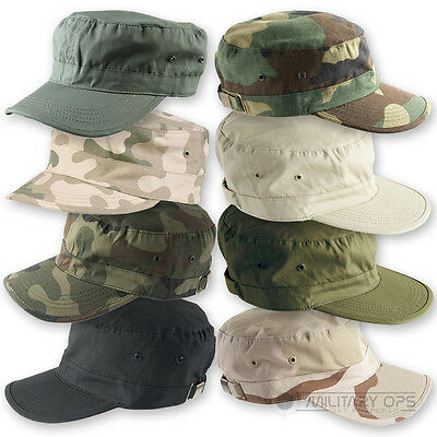 £8.95 • Buy Helikon Army Military Tactical Baseball Us Style Field Cap Adjustable Hat Camo