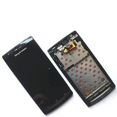 £11.99 • Buy Genuine Sony Xperia Arc S LT18i Front Digitizer Touch Screen Glass+LCD Display