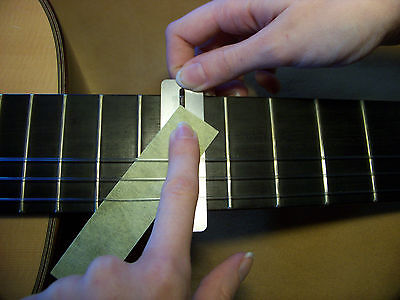 $ CDN10.08 • Buy Guitar Fret Polishing Kit- New!  For Classical Guitar And Acoustic Guitar
