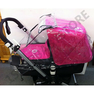 Raincover For Cameleon ICandy Apple Peach Strawberry Carrycot & Seat Rain Cover • 18.99£