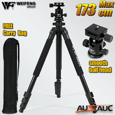 AU61.95 • Buy New Professional Tripod For Digital Camera DSLR Camcorder For Nikon Canon Sony