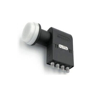 £30 • Buy Quattro Output Universal LNBSharp Low Noise 3 Year Warranty