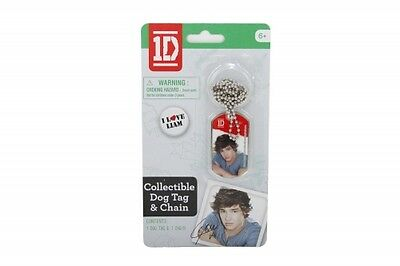 £7 • Buy One Direction 1d Liam Dog Tag Chain Necklace Unisex Accessories Brand New Gift