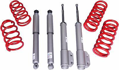 $239 • Buy Touring Tech Performance Shocks Lowering Springs 94-04 Ford Mustang