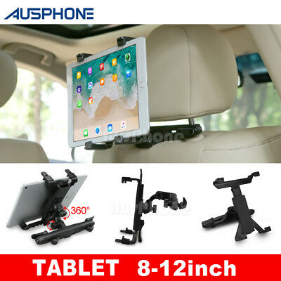 AU15.95 • Buy Universal Car Mount Seat Headrest Holder For IPad Samsung Android Tablet 8-12