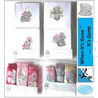 £3.95 • Buy Girls ME TO YOU TATTY TEDDY BEAR UNDERWEAR/KNICKERS/VESTS/CLOTHING