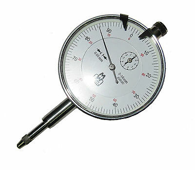 £23.88 • Buy MOORE AND WRIGHT DIAL TEST INDICATOR 0-10mm MW400 - 05 DTI MYFORD RDGTOOLS