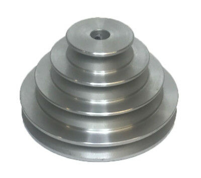 AU48.06 • Buy Rdgtools 4 Step Vee Pulley 5/8  Bore 2  3  4  5  Diameter A Section Pulley