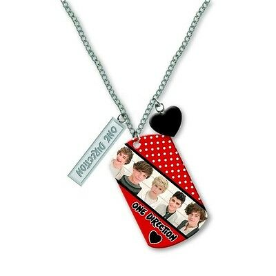 £2.95 • Buy One Direction 'Phase 3' 16 Inch Necklace [ Unisex Accessories ] Brand New Gift