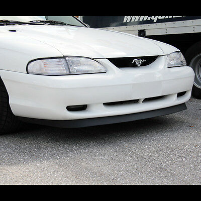 $64.49 • Buy Fits 94-98 MUSTANG MACH 1 CHIN SPOILER - All 1994 1995 1996 1997 1998