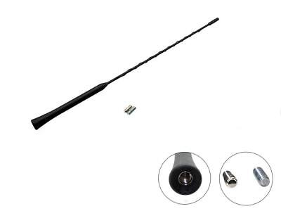 £3.70 • Buy Genuine Replacement Roof Aerial Antenna Mast Bee Sting Fits Nissan X-trail Note