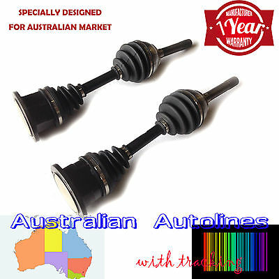 AU320 • Buy A Pair Of  Nissan Terrano R20 2.4L Petrol 2.7L TD CV Joint Drive Shafts 97-2000