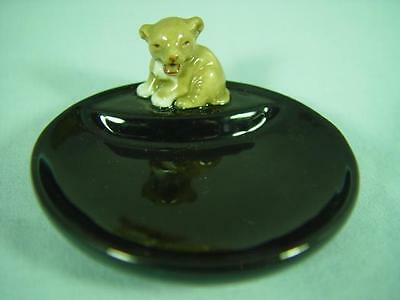 Wade First Whimsie Lion Cub Whimtray Vgc Ideal Gift • 7.99£