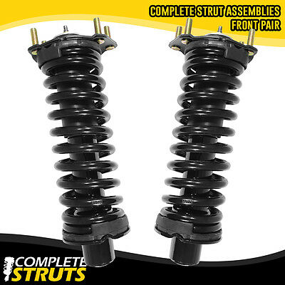 $105.52 • Buy 02-12 Jeep Liberty Front Quick Complete Struts & Coil Spring Assembly Pair X2
