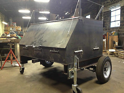 $4500 • Buy Custom Bbq Smoker Pig Cooker Barbecue Grill