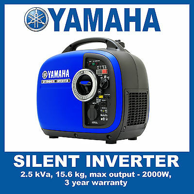 AU1799 • Buy NEW YAMAHA EF2000iS Generator