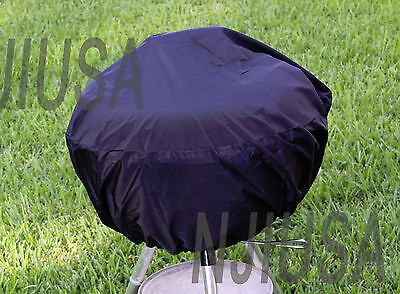 $ CDN21.73 • Buy BBQ Grill Cover W/ Drawstring Fits Weber Jumbo Joe Gold 18  Tabletop Model