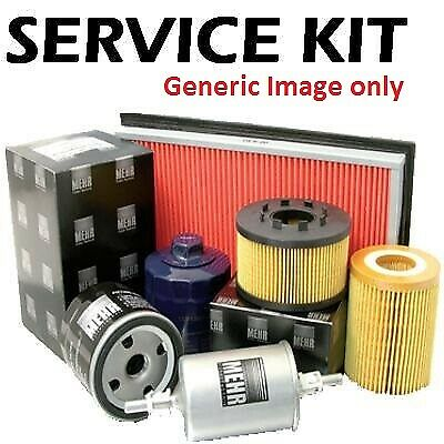 £39.99 • Buy For Ford Mondeo 3.0 V6 ST220 Petrol 00-07 Plugs-Air-Oil Filter Service Kit F29ap
