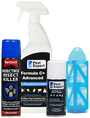 Food Moth Killer Control Kit - Standard (Rentokil / Pest Expert Products) • 31.95£