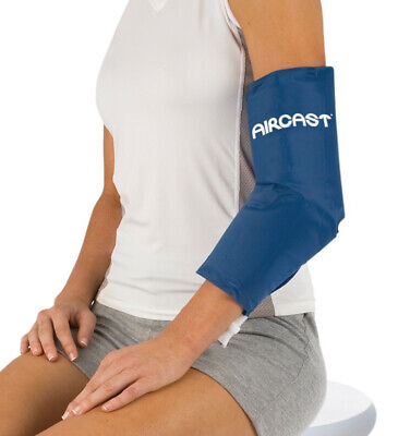 £59.95 • Buy Aircast Elbow Cryo Cuff Wrap Hot Cold Therapy Compression Ice Pack Cryotherapy