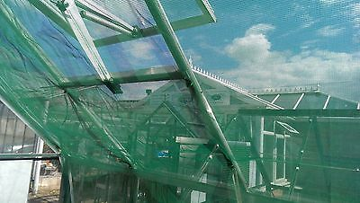 Greenhouse Shading Kit, 20' X 6' With Clips. Genuine Elite Greenhouses Product • 34.50£