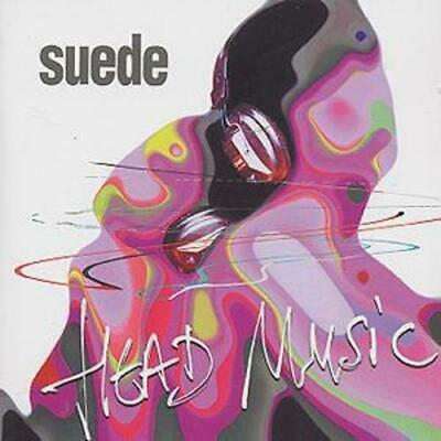 Suede : Head Music CD (2002) Value Guaranteed From EBay's Biggest Seller! • 2.07£