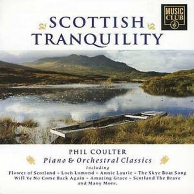 Phil Coulter : Scottish Tranquillity: Piano & Orchestral Classics CD (1993) • 2£