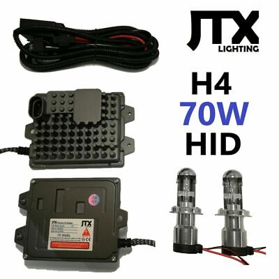 AU242.50 • Buy 70W H4 Hi/Lo HID Kit To Suit Ford Maverick Bronco F100 F150 F250 Ute Superduty