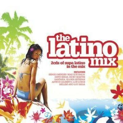 £2.39 • Buy Various Artists : The Latino Mix CD 2 Discs (2005) Expertly Refurbished Product