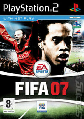 £2.35 • Buy FIFA 07 (PS2) PEGI 3+ Sport: Football   Soccer Expertly Refurbished Product
