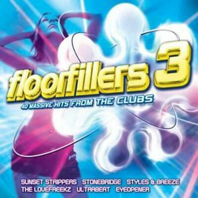 £2.38 • Buy Various Artists : Floorfillers 3 CD 2 Discs (2005) Expertly Refurbished Product