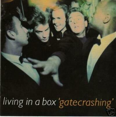 Living In A Box : Gatecrashing CD Value Guaranteed From EBay's Biggest Seller! • 2.09£