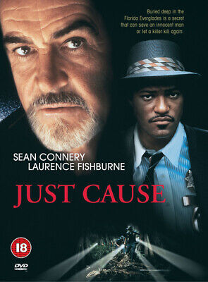 £2.03 • Buy Just Cause DVD (2000) Sean Connery, Glimcher (DIR) Cert 18 Fast And FREE P & P