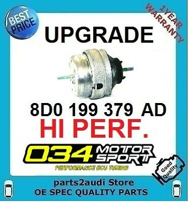 $118 • Buy Engine Motor Mount High Performace Upgrade To Rs4, Fits All 2.7 ; S4 Rs4 2.7 3.0