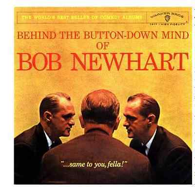 Behind The Button-Down... By Bob Newhart (2004) - CD • 4.49£