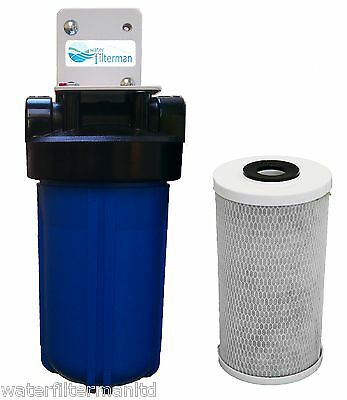 Whole House Water Filter System Purifier, Filtered Water For Whole Home • 89.95£