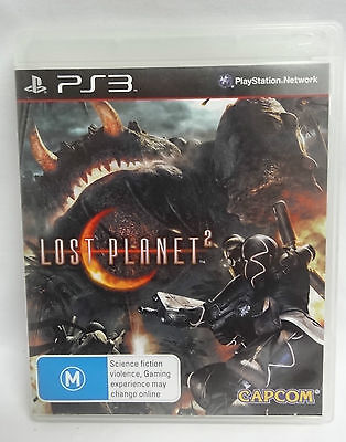 AU18 • Buy Ps3 Game - Lost Planet 2 - Great Condition