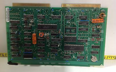 $214.95 • Buy Yokogawa Cpu Card Assy Circuit Board B9538wn-03