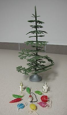 $ CDN75.74 • Buy Russian Christmas Mini Tree With Decorations Vintage Ёлочка Малютка