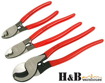 AU36 • Buy  6  8  10  Electrical Cable Cutters Wire Cutting Plier Electrician NBN Tool