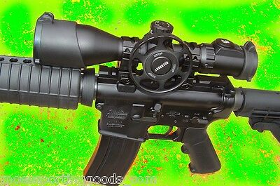 $159.95 • Buy 4-16X44 Compact Rifle Scope UTG Leapers 36 Color Reticle With SWAT Wheel